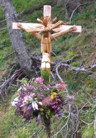 Kreuz als Zeichen der Hoffnung